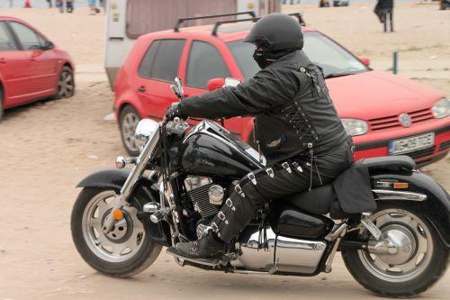bikes choppers engine