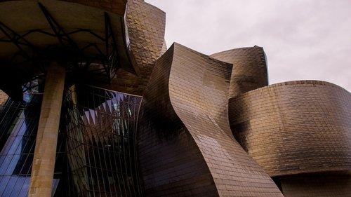 bilbao  guggenheim  architecture