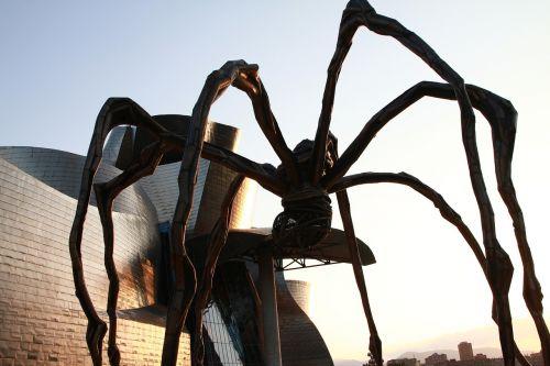 bilbao guggenheim giant spider