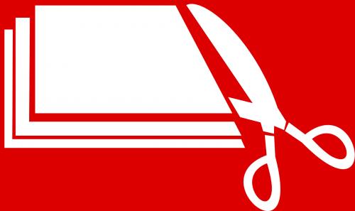 bill cut red