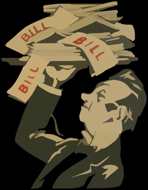 bill payments money