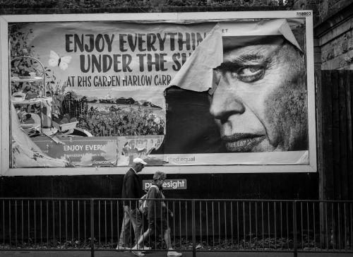 Billboard Abandoned