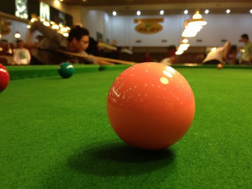 billiard life snooker