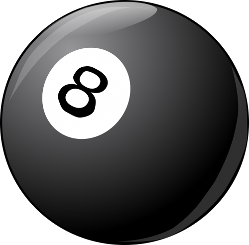 billiard ball billiard ball
