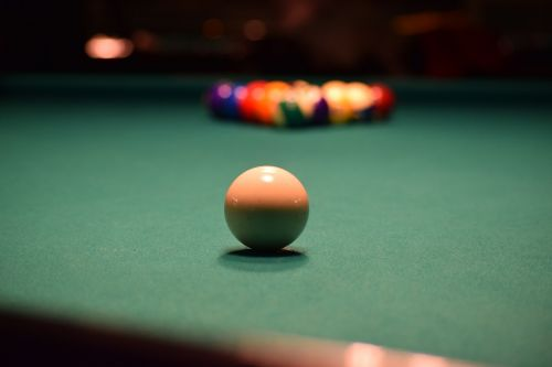 billiards bullet game