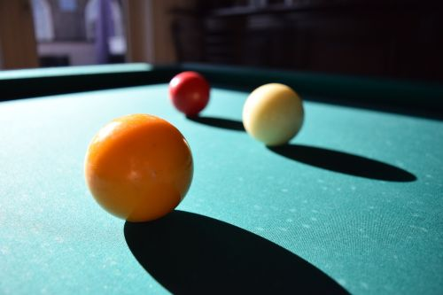 billiards sunlight billiard ball