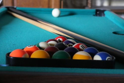 billiards games bowls