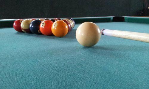 billiards table pool table