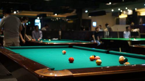billiards playground billiard table