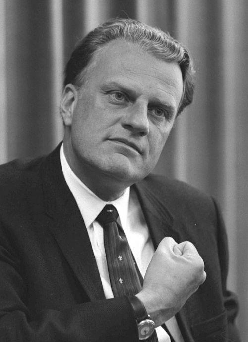 billy graham christian evangelist
