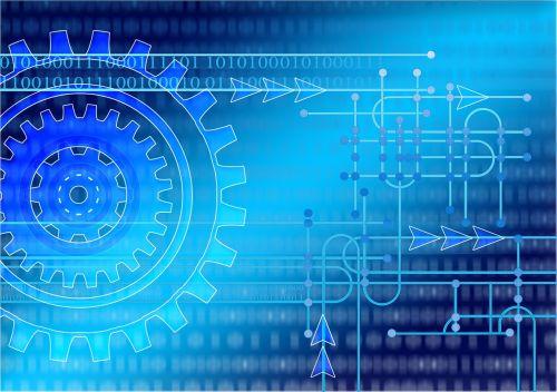 binary digitization gears