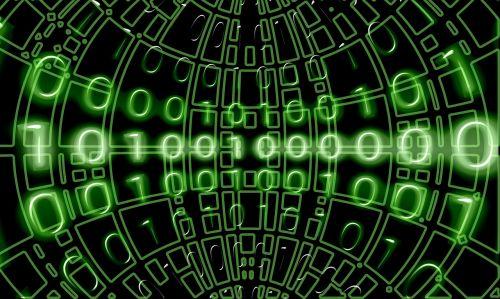 binary null one
