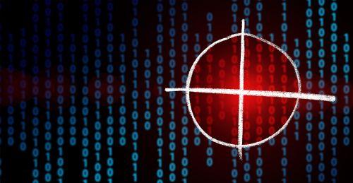 binary binary code focal point