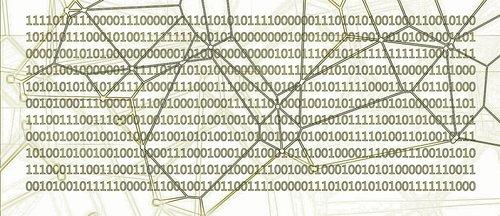 binary  backdrop  pattern
