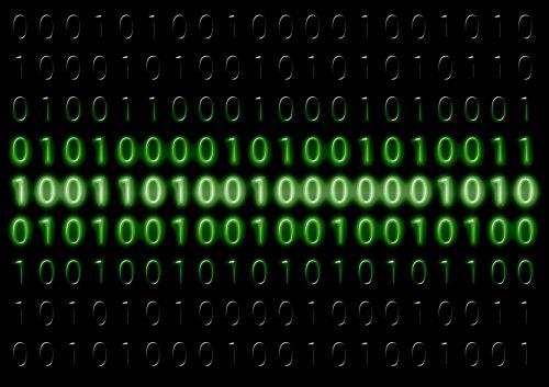 binary code binary binary system