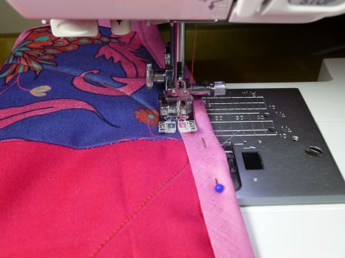 binding quilting quilt