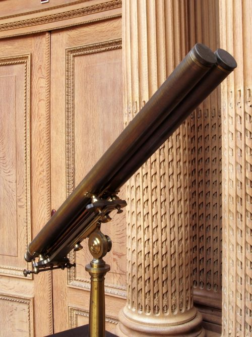binocular telescope historic