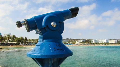 binoculars spy glass watch
