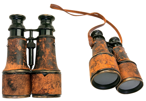 binoculars field military