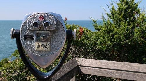 binoculars viewing travel