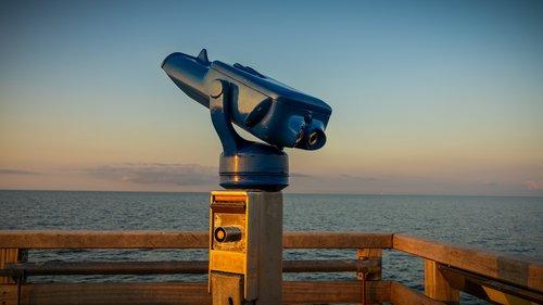 binoculars  telescope  outlook