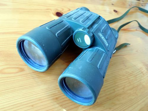 binoculars optics lens