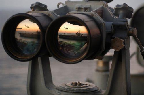 binoculars see watch