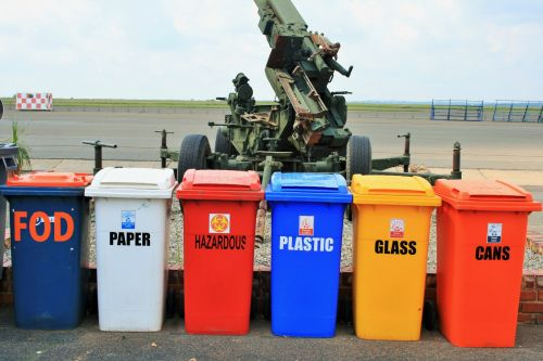 Bins For Recycling