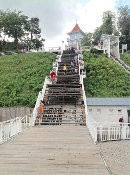 binz stairs holiday