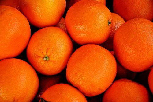 orange left untreated market