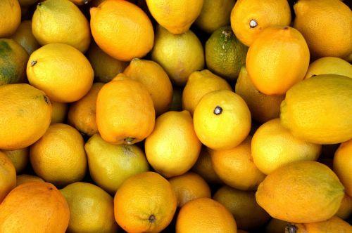 lemon sour left untreated