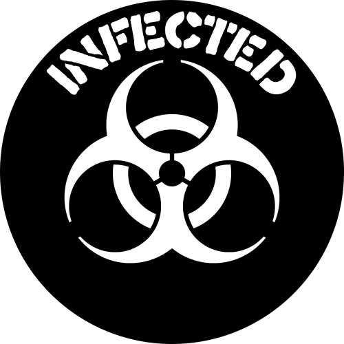 biohazard infected infection