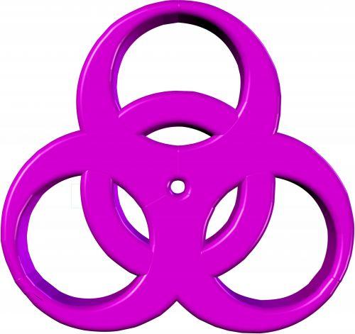 Biohazard Symbol 2