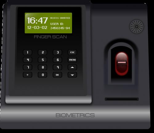biometrics fingerprints fingerprint scanner
