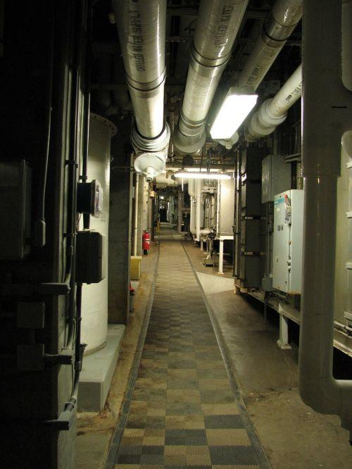 biosphere arizona tunnel