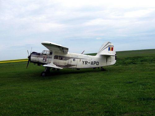 biplane an2 fuselage