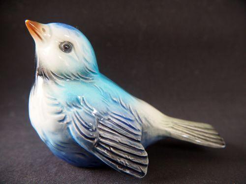 bird ceramic vintage