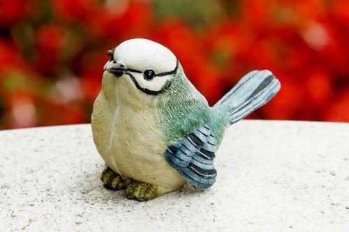 bird figure sculpture