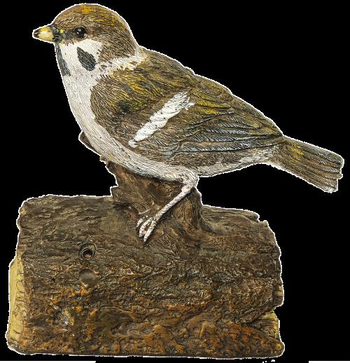 bird figure decoration