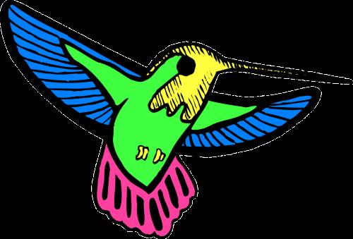 bird wings hummingbird