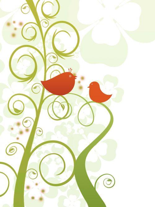 bird twitter love