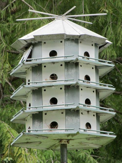 bird house bird condo