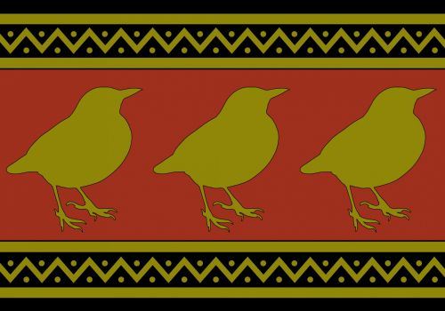 Bird Wallpaper Pattern Background