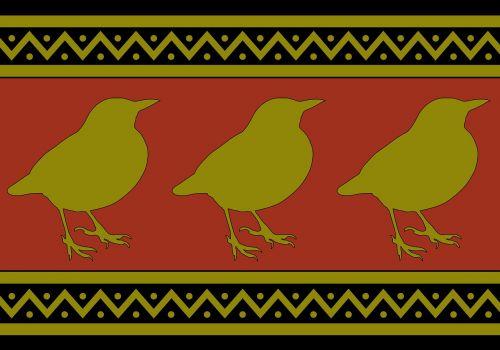 birds blackbirds wallpaper