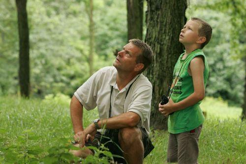 birdwatching afternoon leisurely