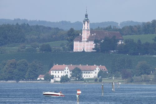 birnau baroque church lake constance