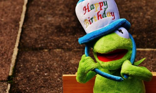 birthday congratulations kermit