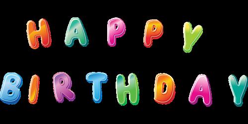 birthday celebration children's birthday