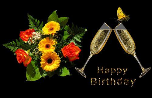 birthday happy birthday congratulations