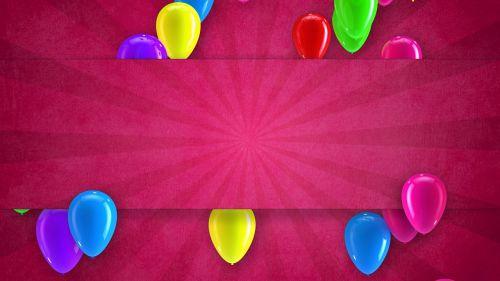 birthday helium holiday